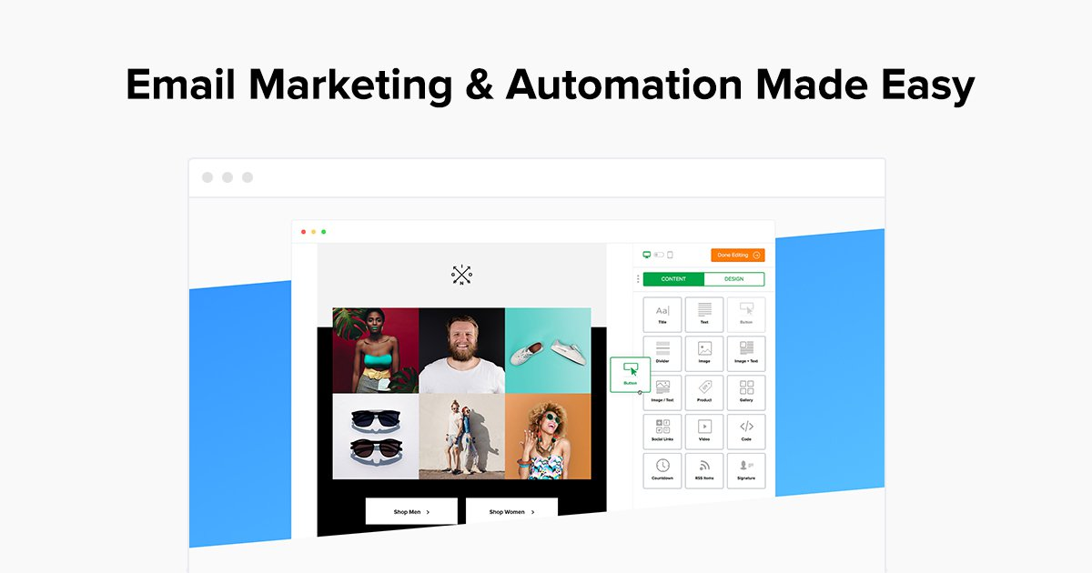 Email Marketing Software Automation And Service Mailerlite
