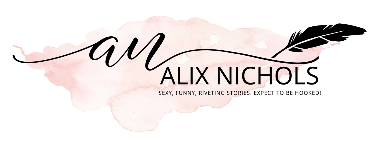 Alix Nichols Email newsletter header Example