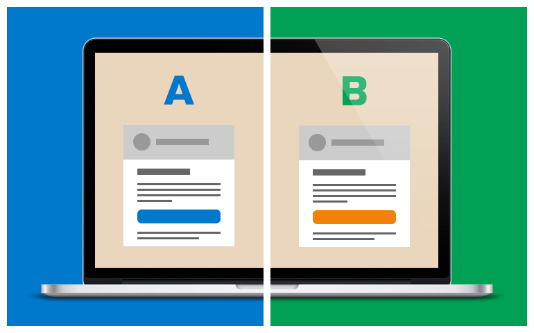 Email A/B split testing: 6 ideas to start with