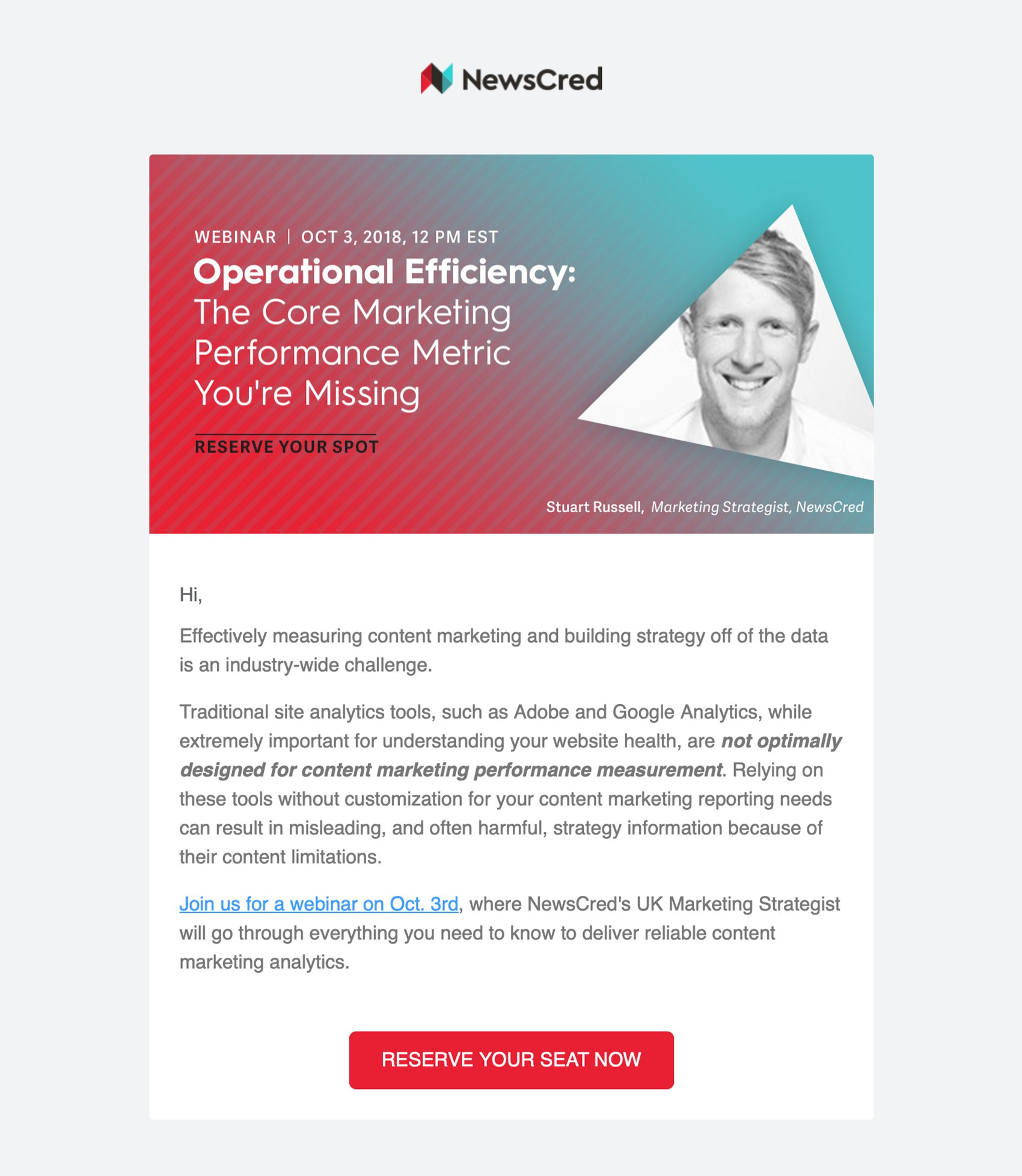 B2B Email Marketing: 11 outstanding examples - MailerLite