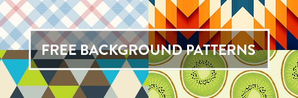 free background patterns newsletter resources