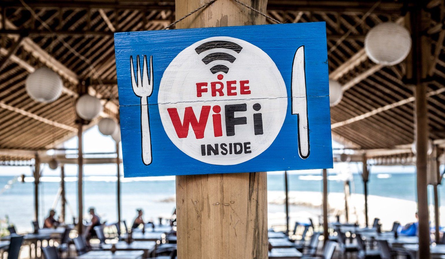restaurant email list building - Free Wi-Fi in restaurant