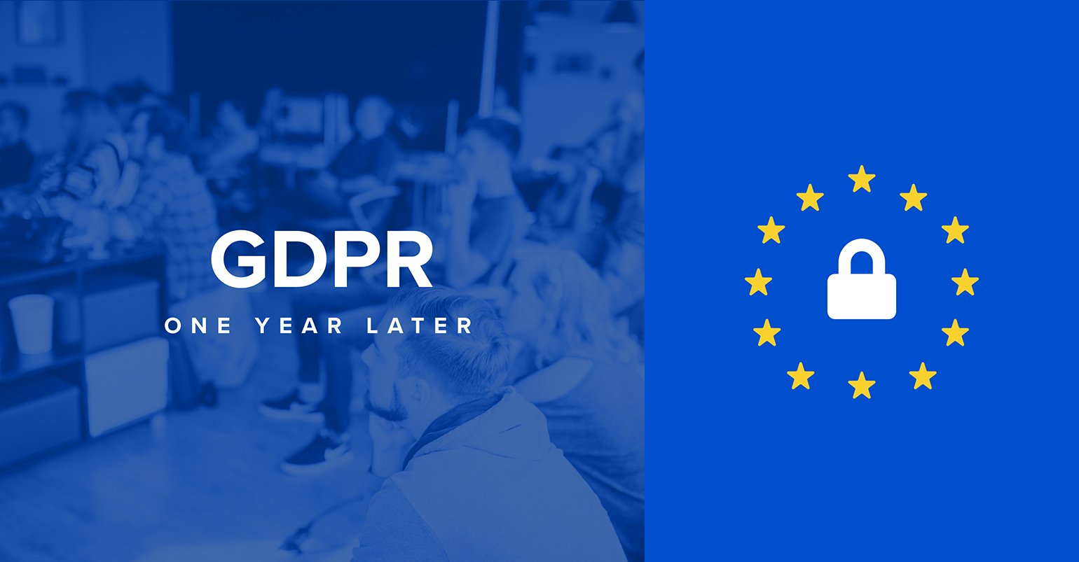 GDPR & email marketing after one year: what it means for you
