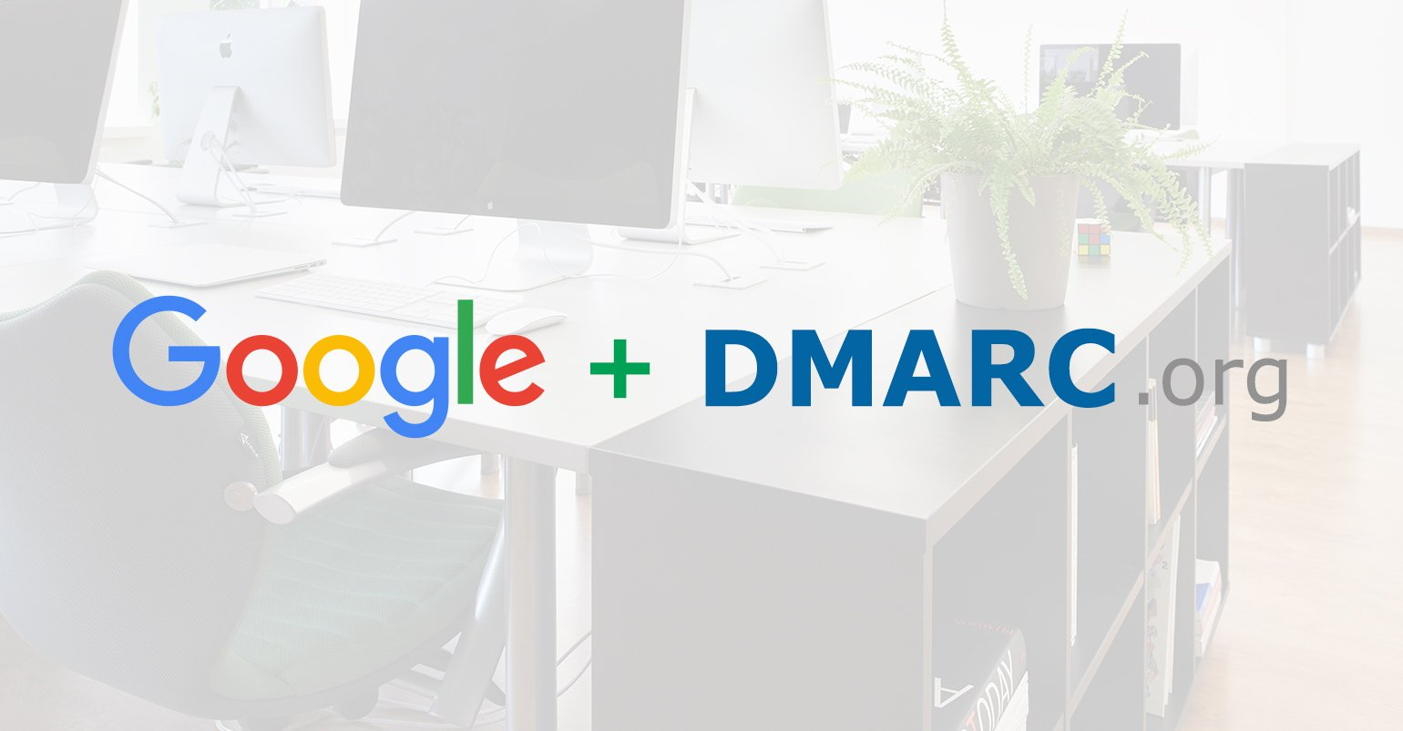 Big changes in Gmail's DMARC policy