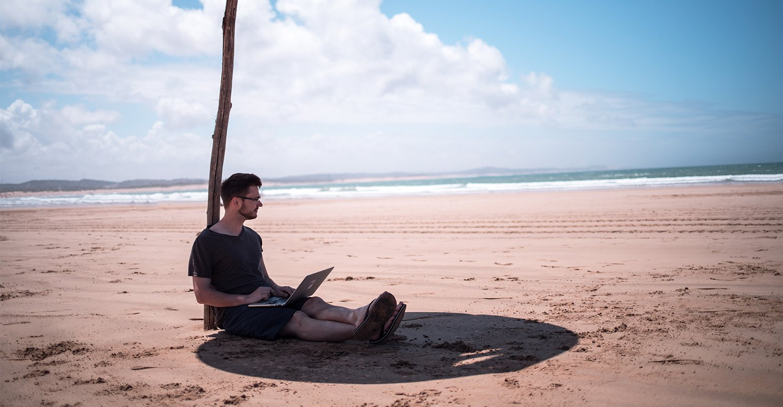 Is remote work an opportunity or a threat?