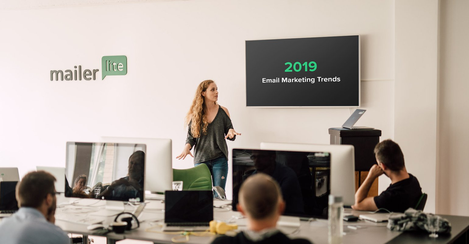 5 ways to win in 2019: Email marketing trends that matter to you