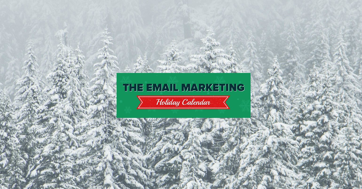 Email Marketing for Holidays [Infographic]