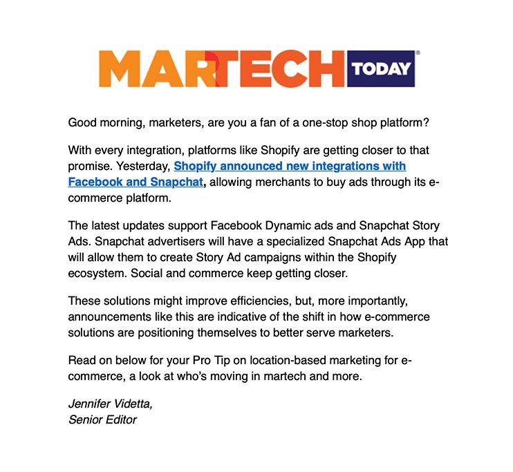 20 newsletter recommendations chosen by the MailerLite team - MailerLite