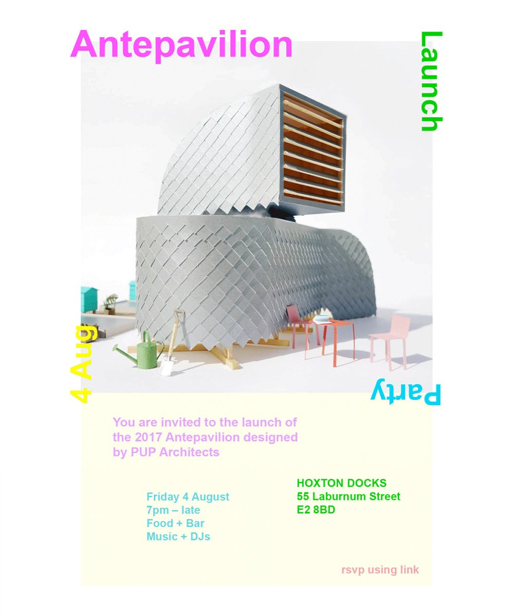 Event newsletter - Architecture Foundation event email example