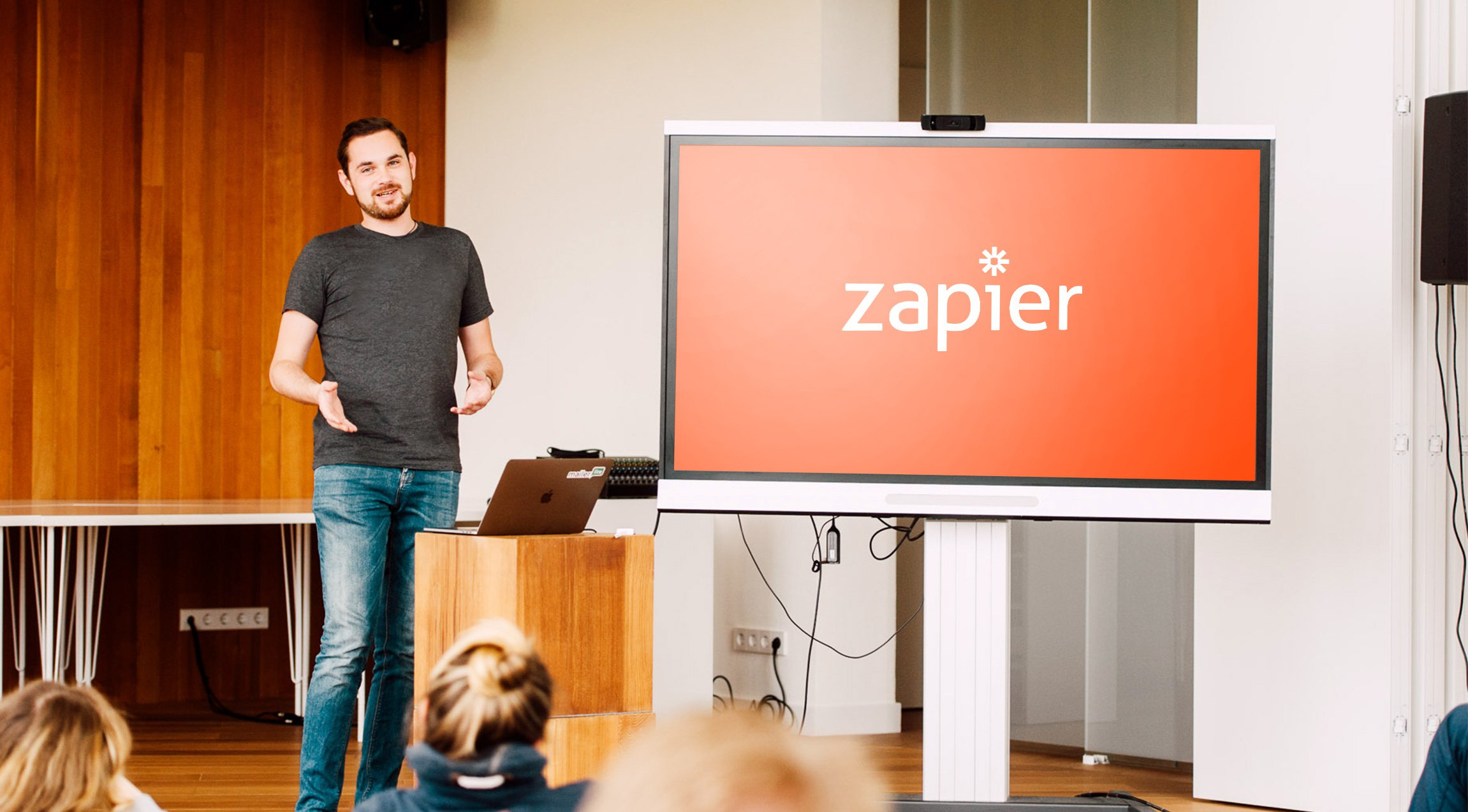 Improved integration with Zapier