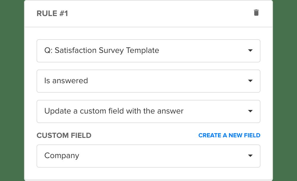 Email Survey Template   Embedded Surveys In Emails Mailerlite