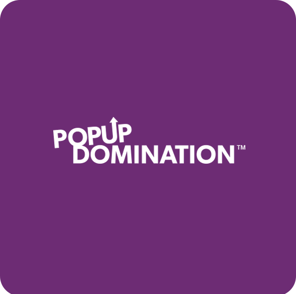 Popup domination logo